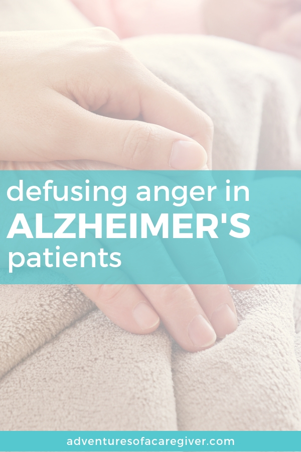 Caregiver tested strategies to deal with the ugly side of Alzheimer's.