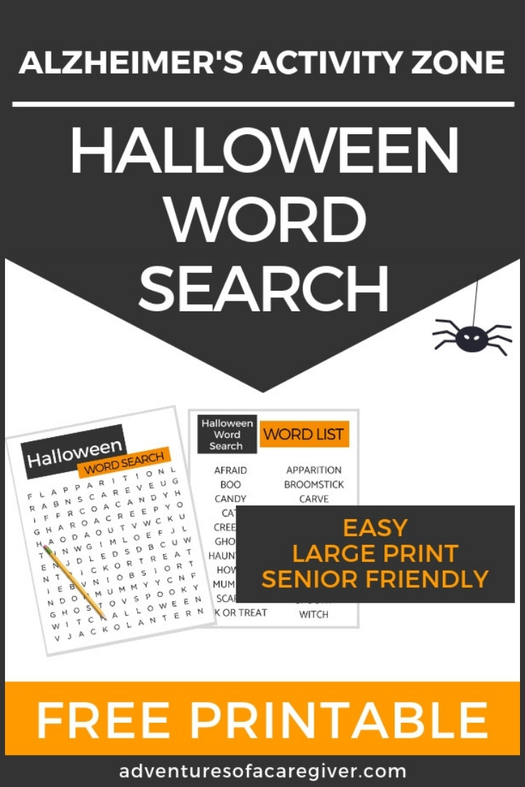 PERFECT FOR SENIORS! Easy to find words with large print.