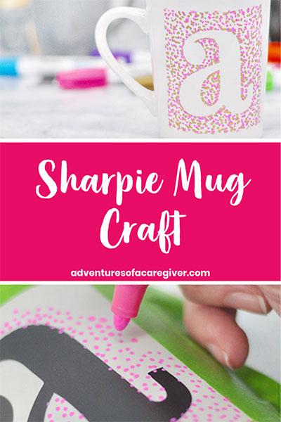 DIY Sharpie Mug Craft Made Easy