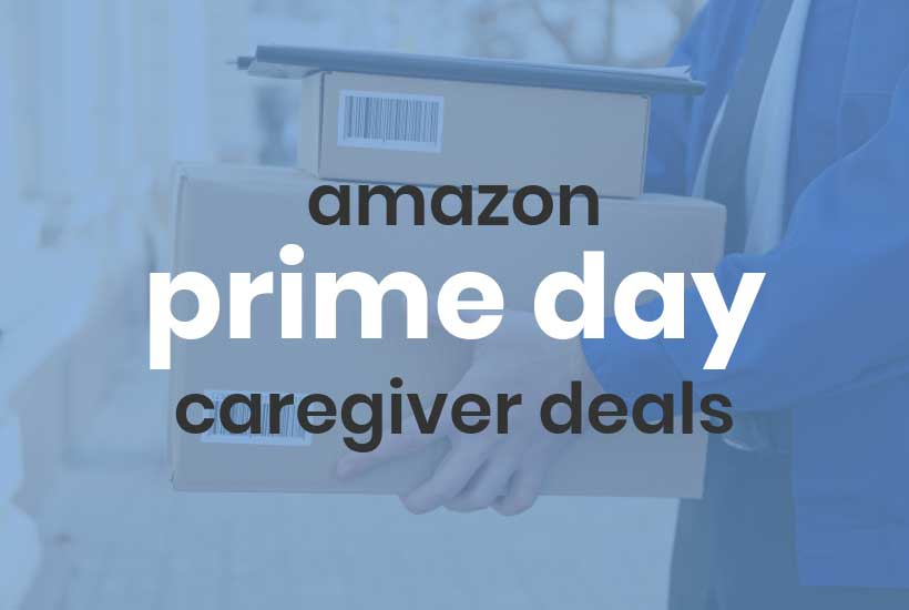 Amazon Prime Day Deals for Caregivers