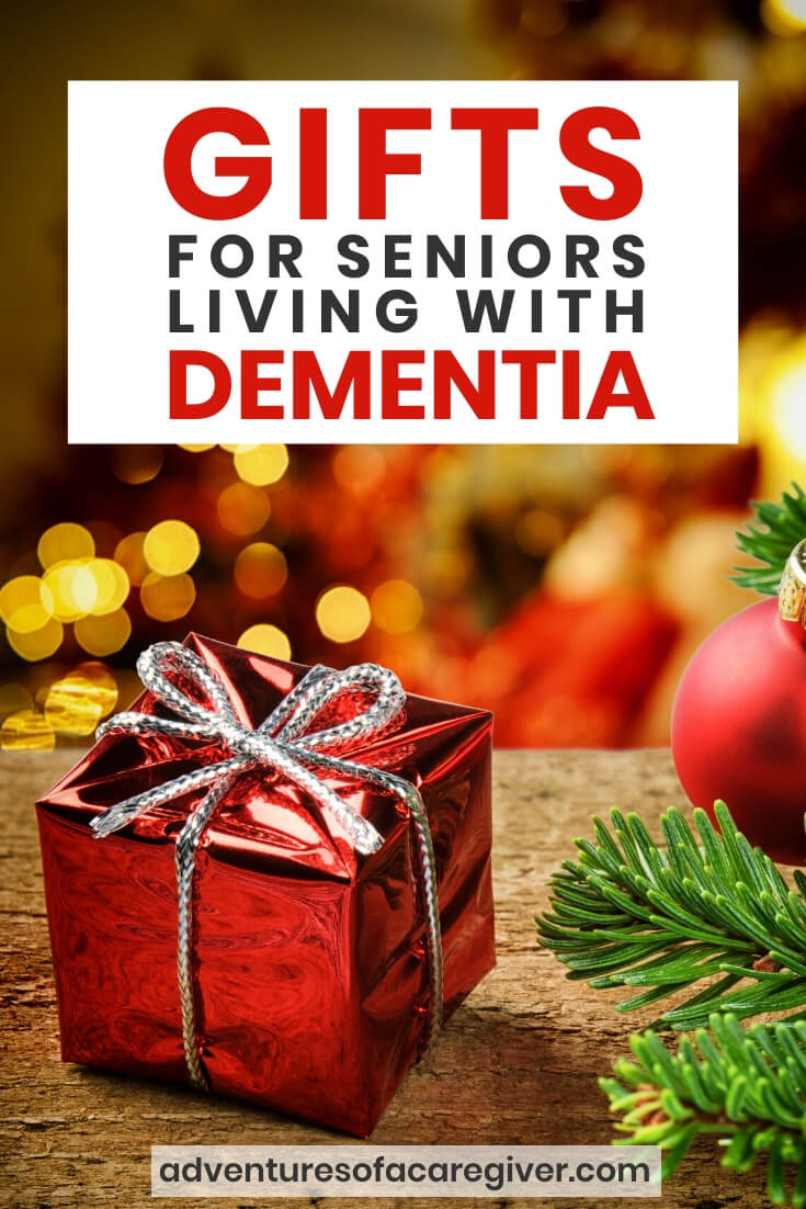 Gifts for Seniors Living with Dementia