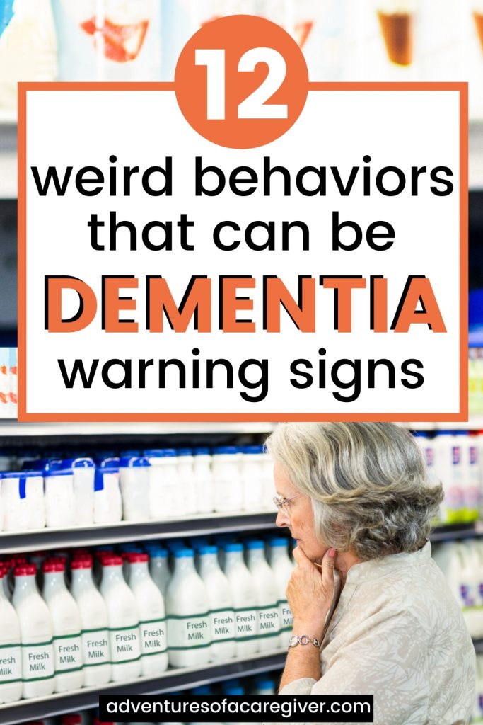 Dementia Warning Signs - Early Behaviors to Look For