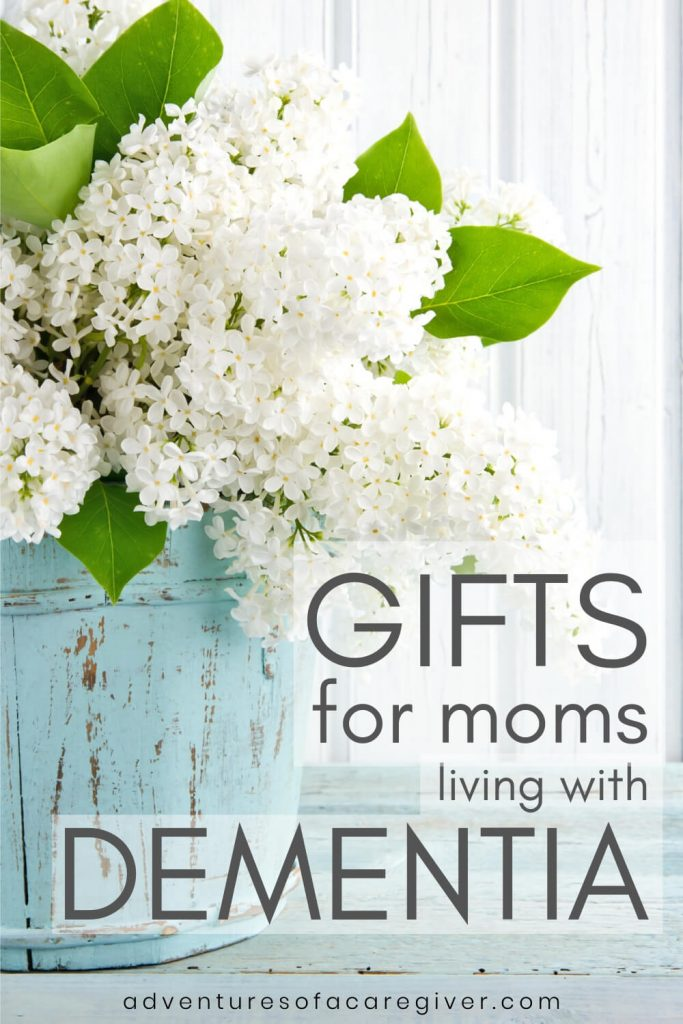 Mother's Day gifts for seniors living with dementia